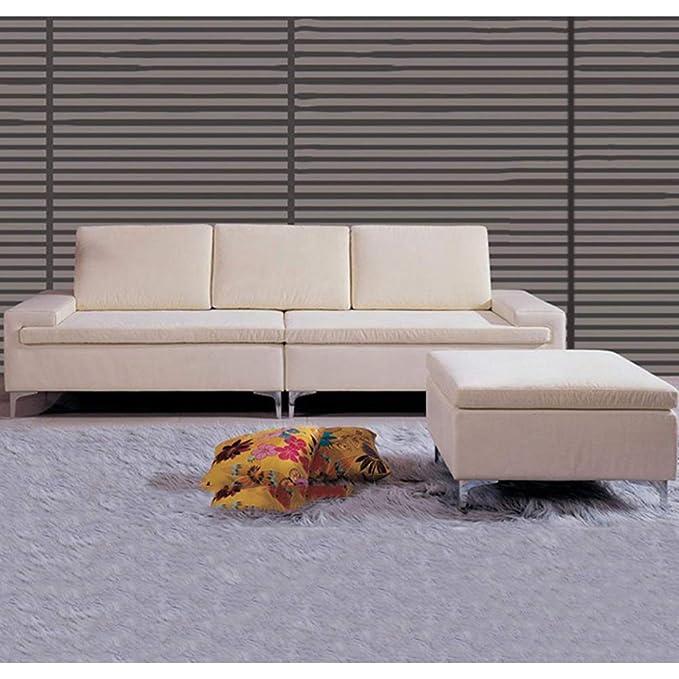 NSAIH Patas de sofá de Muebles Modernos,4 pcs/Pata de Apoyo ...