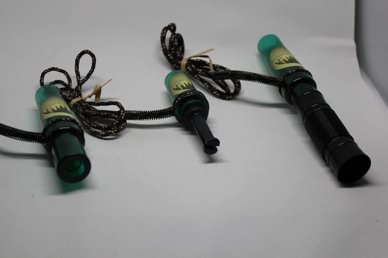 Coyote Howler Call Makers Kit 5 Pack