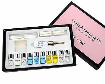 Amazon pinkzio premium eyelash perm kit full eyelash lift kit pinkzio premium eyelash perm kit full eyelash lift kit for professional use 15 in 1 solutioingenieria Gallery