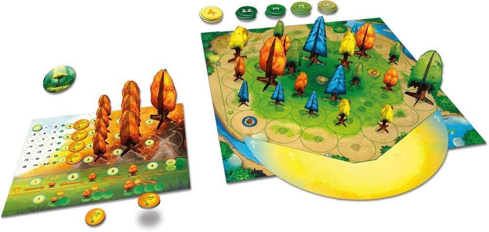 Blue Naranja blo0006 fotosíntesis – Un Juego para luz y sombra , color/modelo surtido: Amazon.es: Juguetes y juegos