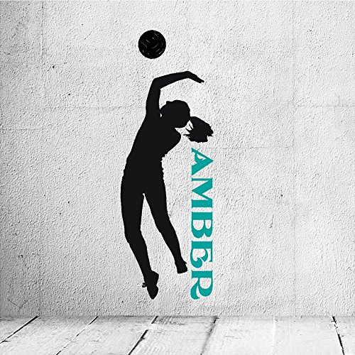 Volleyball Silhouette - 3