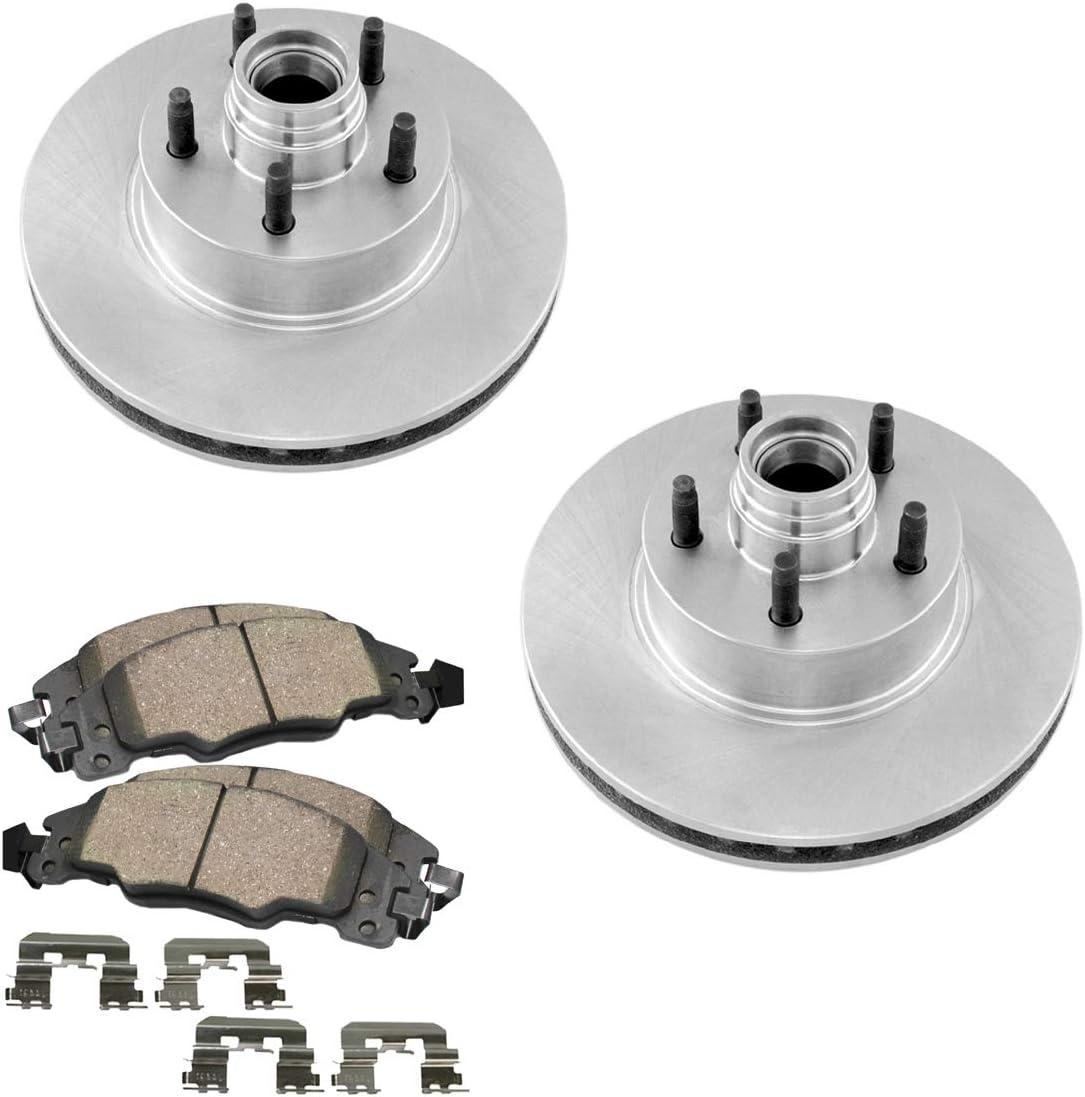 Complete Rear Brake Drum Hardware Kit for GMC SONOMA 1991-2003