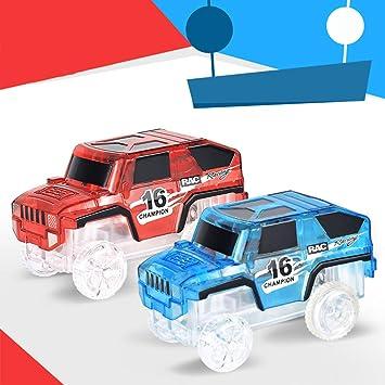 Amazon.com: Bromrefulgenc - Juguete de coche para niños, luz ...