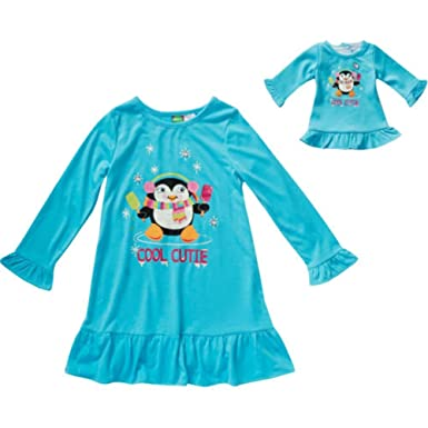 Dollie and Me Nightgown Sleepwear Set with Matching Outfit for 18 Inch Play  Doll (5 bb5837912