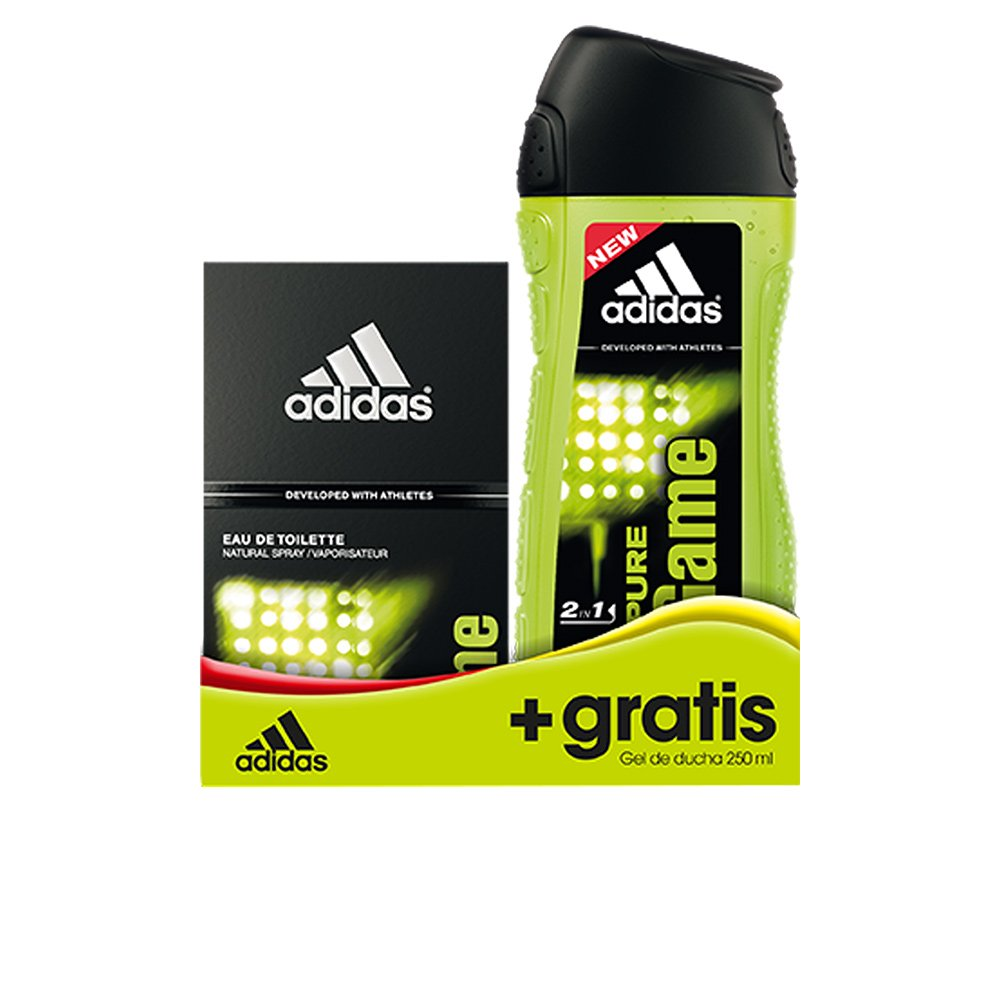 adidas Pure Game Eau de Cologne + Shower Gel - 1 Pack 1278 3614220768700