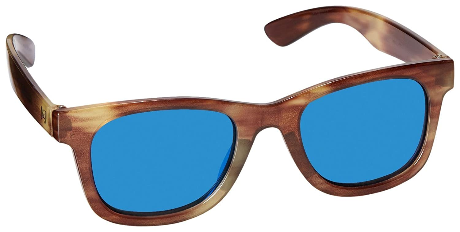 7bc800460e3 Amazon.com  Janie   Jack Boys Light Tortoise Sunglasses  Clothing