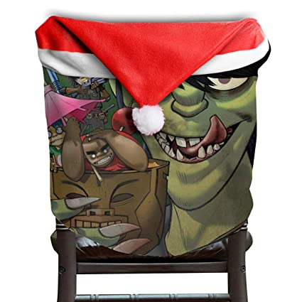 Super Amazon Com Cnjellaw G Gorilla Z Mur Doc Christmas Chair Squirreltailoven Fun Painted Chair Ideas Images Squirreltailovenorg
