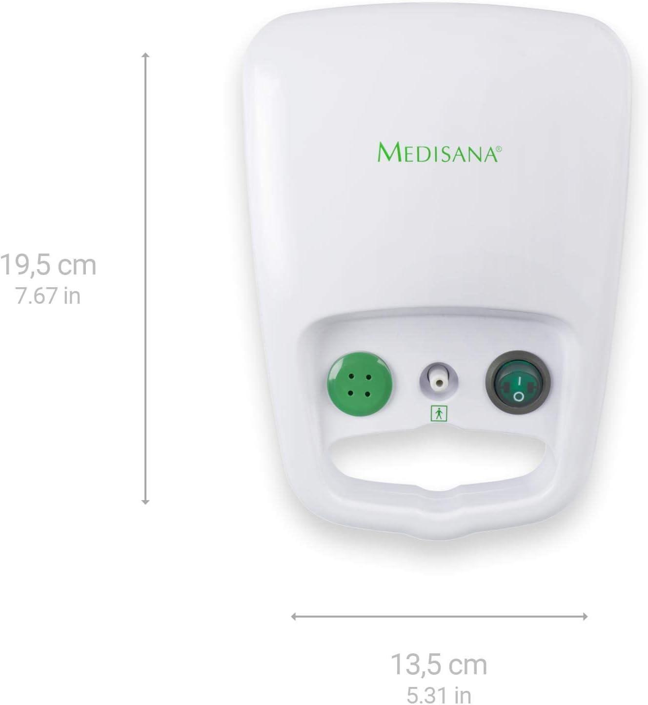 Inhalator mit Mundstück und Nasenstück Medisana IN 500 54520