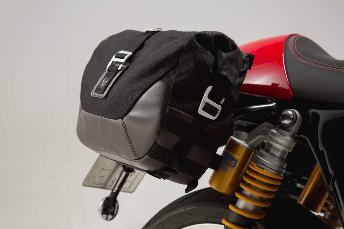 16- SW-MOTECH Legend Gear Seitentaschen-System Triumph Thruxton 1200