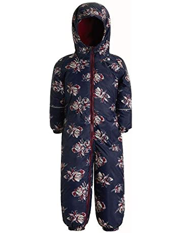 09fe46c02 Regatta Children's Printed Splat Ii Waterproof and Breathable Insulated  All-in-one Suit