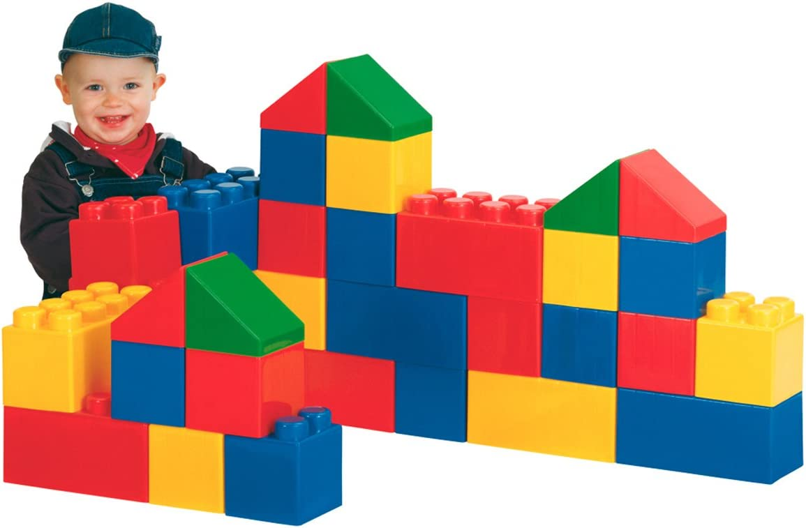 Wader Quality Toys - Playset de 36 Piezas (Wader PW37527)