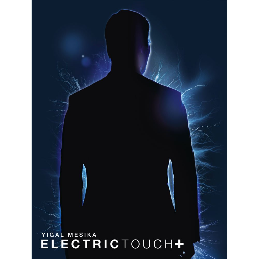 Murphy's Magic Electric Touch+ (Plus) DVD and Gimmick by Yigal Mesika - Trick