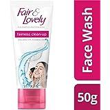 Fair & Lovely Fairness Face Wash, 50g
