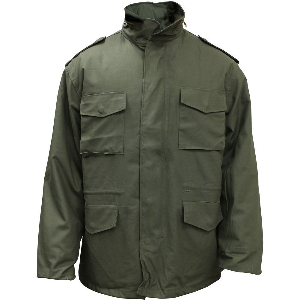 Amazon.com  M 65 - Field Jacket (XLR)  Military Coats And Jackets  Clothing e5c5aad553b