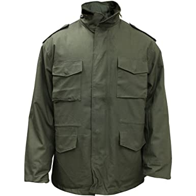 Amazon.com  4 Star Military Surplus M 65 - Field Jacket (LR ... 59811ccb873