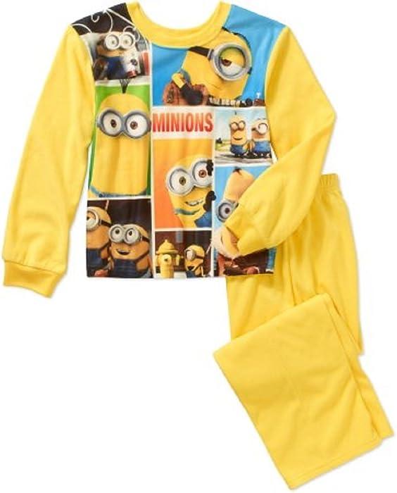 04dc798e51ff Amazon.com  Despicable me Minions Boys  Pajamas (LG 10 12