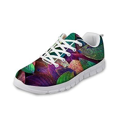 Nike Flex Run Damen Leichte Sportschuhe Laufschuhe
