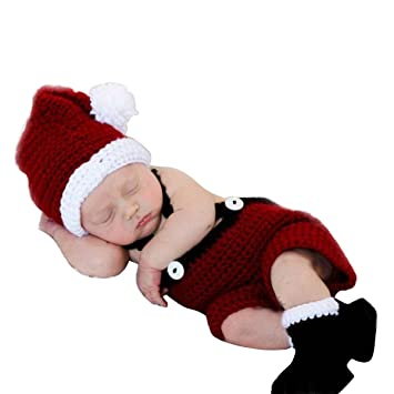 7f0c8ecb31aad 可愛いベビーサンタコスチューム 寝相アート マーメイド 衣装 クリスマス衣装 着ぐるみ手編み感 ベビー服 子供用