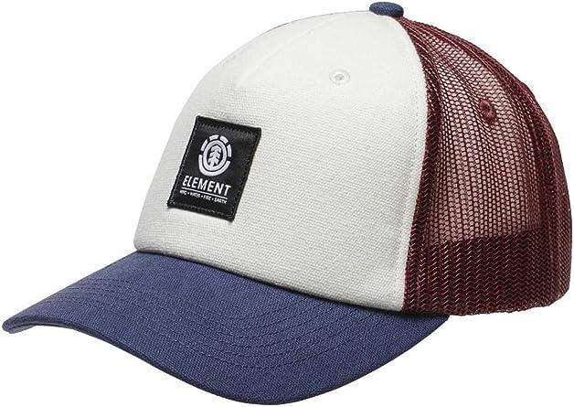 Element - Gorra de béisbol - para hombre Rojo Rojo Guinda Talla ...