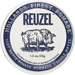 Reuzel Clay Matte Pomade, 1.3 Ounce