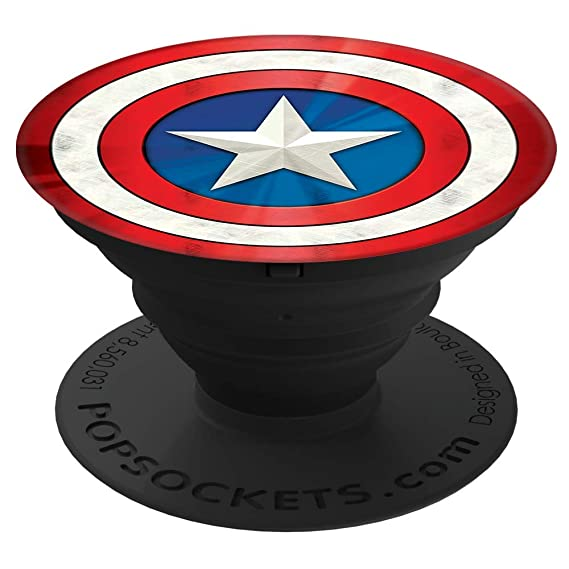 new product af656 1e839 Amazon.com: PopSockets: Collapsible Grip & Stand for Phones and ...