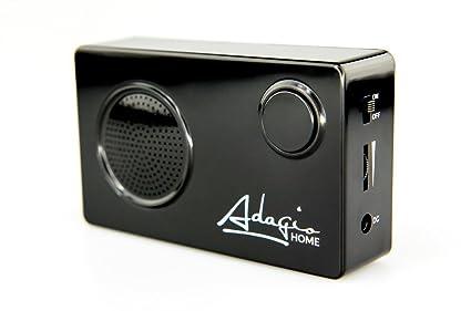 Adagio Home Fire Crackler Sound System