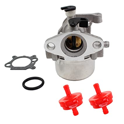 Amazon com : USPEEDA Carburetor for Troy-Bilt Z-Start 6 5HP Lawn