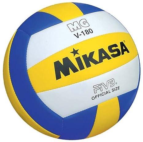 Mikasa mgv180 voleibol deportes formación pelota oficial tamaño ...