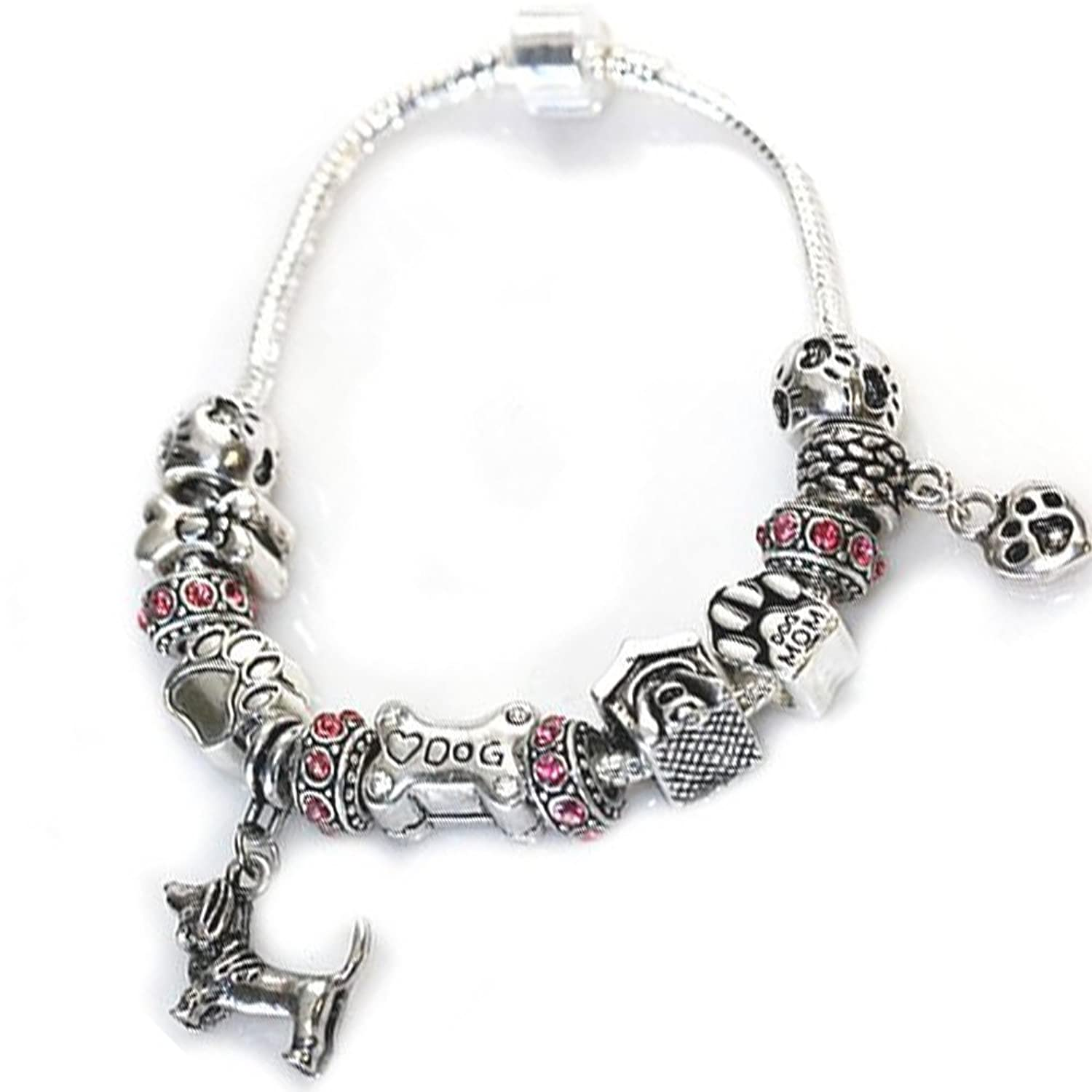 club claire cuddle s bracelet charm us