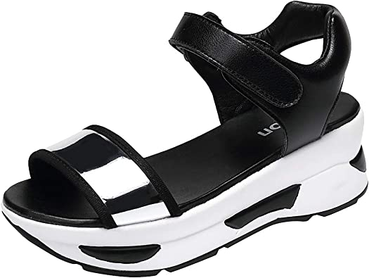 OHQ Femmes Plates Compensees,Chaussures Securite Sport
