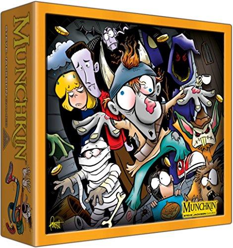 Munchkin Halloween Monster Box (Halloween Games For Eight Year Olds)