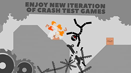 Amazon.com: Stickman Backflip Turbo Crash Test – Dismount and Damage Legendary Dummies: Appstore for Android