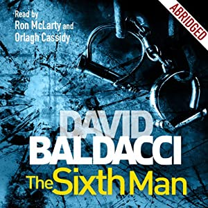 The Sixth Man: Sean King and Michell Maxwell, Book 5 Audiobook