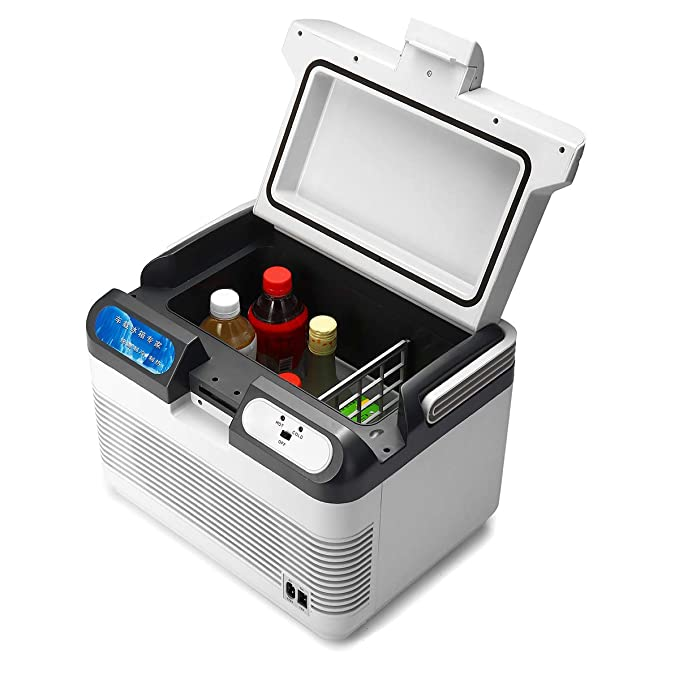 COUYY 12 litros refrigerador de Dos Coches en casa Mini ...