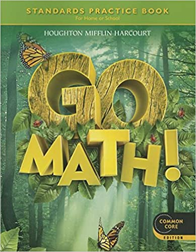 Printables Houghton Mifflin Math Worksheets Grade 3 go math standards practice book grade 1 houghton mifflin 1st edition by mifflin