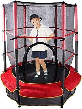 HYYQG Cama elástica Jardin Infantil, Mini Toddler Trampoline ...