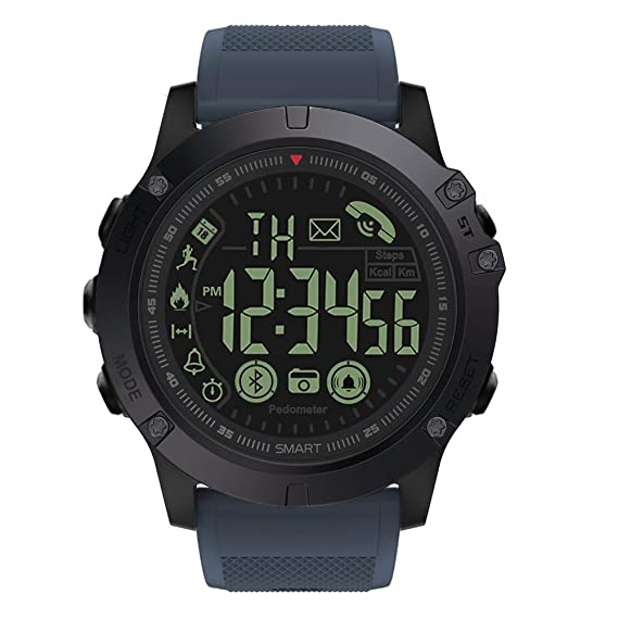 Amazon.com: T1 Tact Military Grade Super Tough Smart Watch Outdoor ...