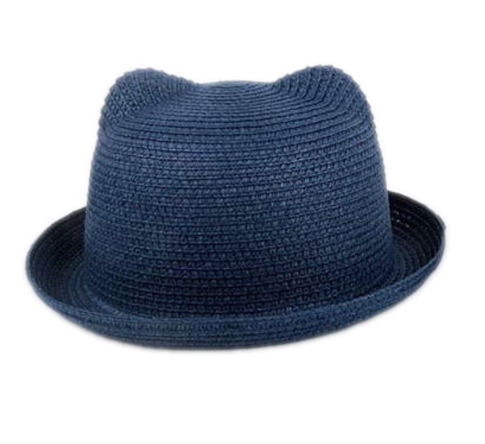 Demarkt Chapeau de Soleil B/éb/é Filles Chapeau Mignons Oreilles de Chat Corne Enfants Casquettes