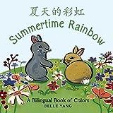 Summertime Rainbow: A Mandarin Chinese-English bilingual book of colors