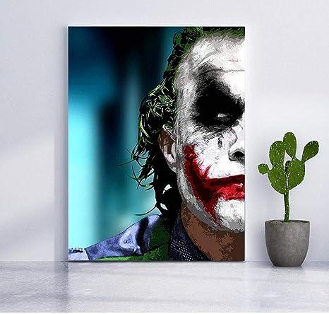Joker Cuadros Modulares Para Colorear Por Números En La