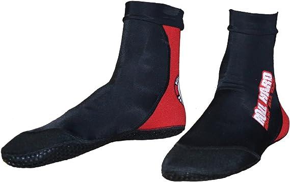 ROLL HARD MMA Grappling Training Socks