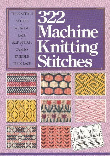 Knitting Stitches Codes : Knitting Machine - USA
