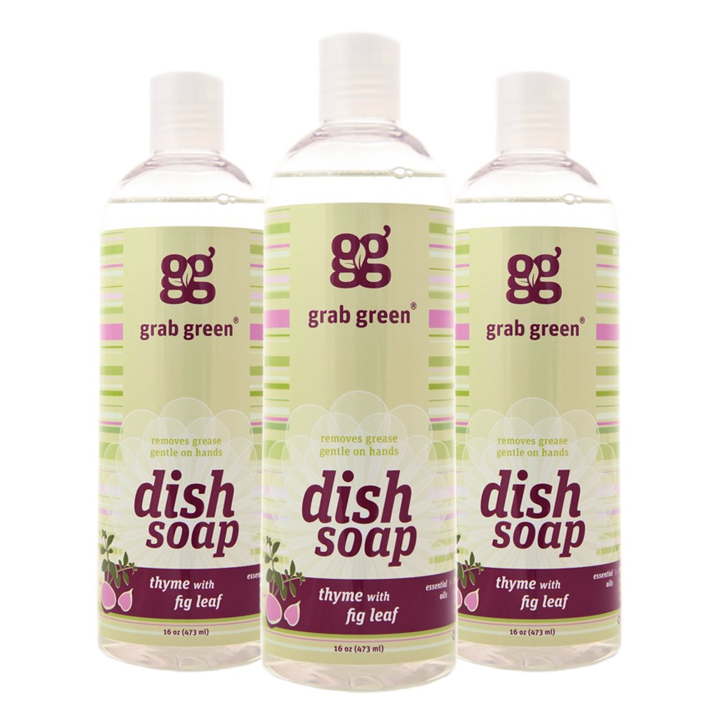 Amazon.com: Grab Green Automatic Dishwashing Detergent