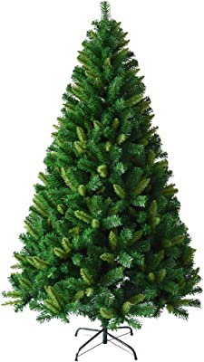 YX Xuan Yuan Christmas Tree - Christmas Decoration 1.5 M Christmas Tree 1.2/1.8/2.1 M Luxury Encryption Mixed Leaf Automatic Artificial Tree Plastic Material Holiday Supplies