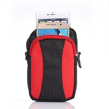 Handy-zubehör Universal Pocket Gürtel-tasche Für Handynsmartphone Hüfttasche Geldbörse