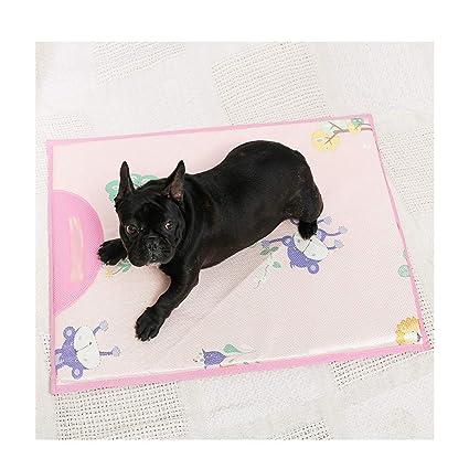 Amazon Com Guhih Pet Cooling Mat Pad Pet Cool Pad Made