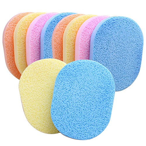 Jocestyle Exfoliating Facial Sponges Cleaning