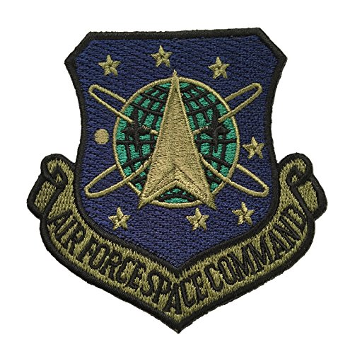 USAF Space Command Patch - (Forces Command Patch)