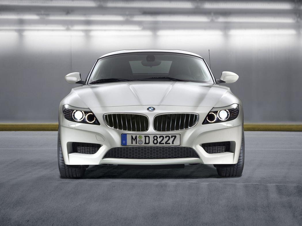BMW Z4 Poster Seda Cartel On Silk <47x35 cm, 19x14 inch ...