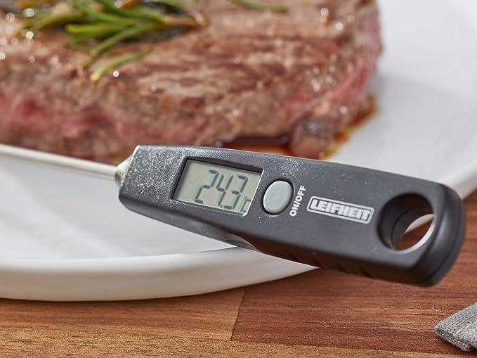 Compra Leifheit 3095 - Termómetro de Cocina Universal Digital de ...